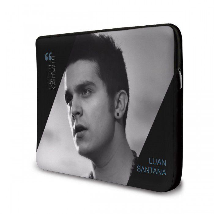 Capa para Notebook Luan Santana - Olhar