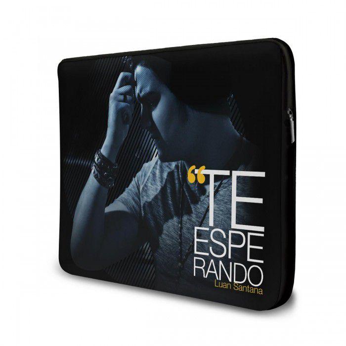 Capa para Notebook Luan Santana - Te Esperando