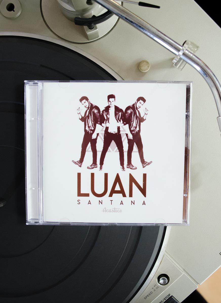 CD Luan Santana Acústico