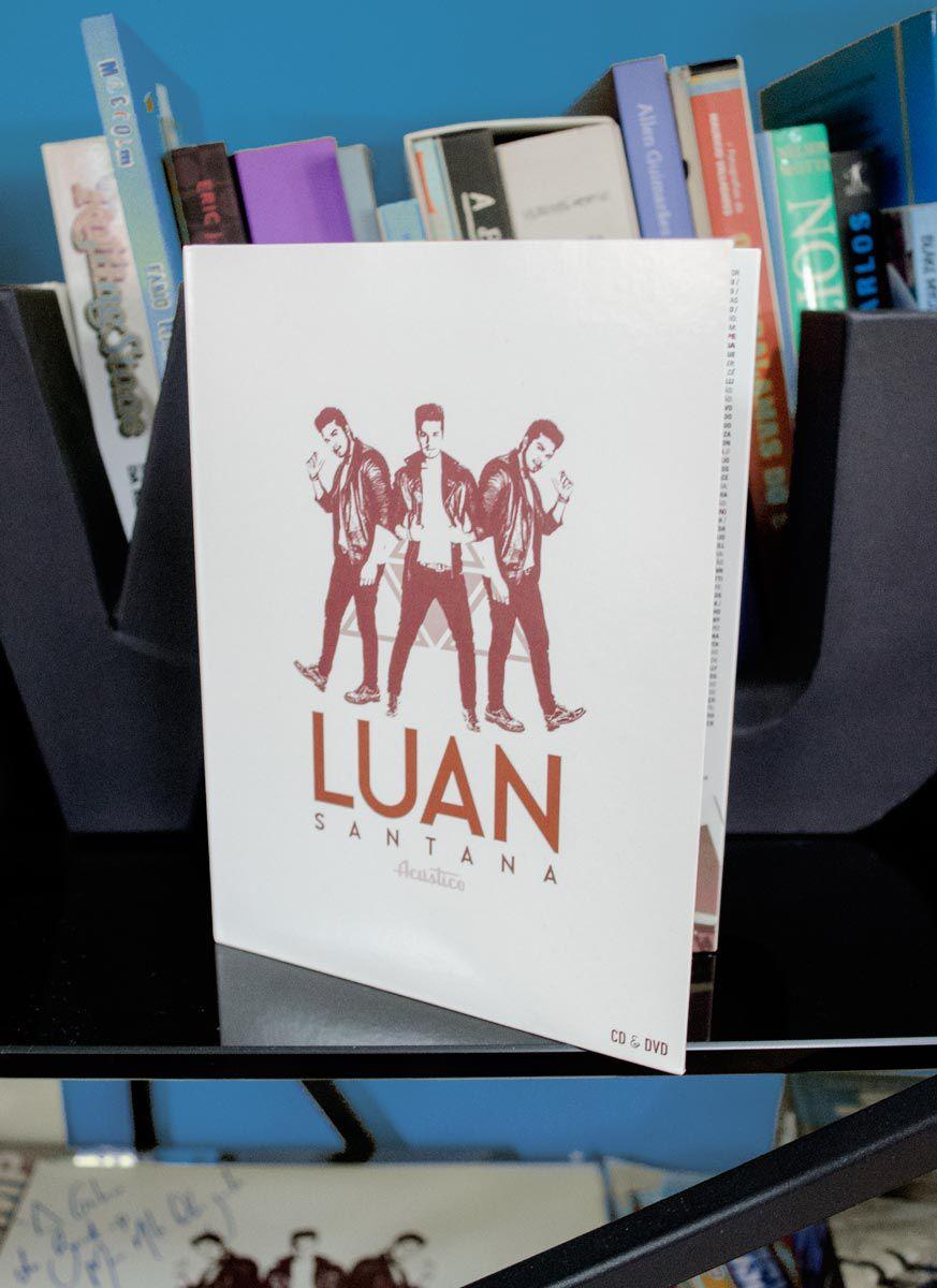 Kit Premium Luan Santana Acústico