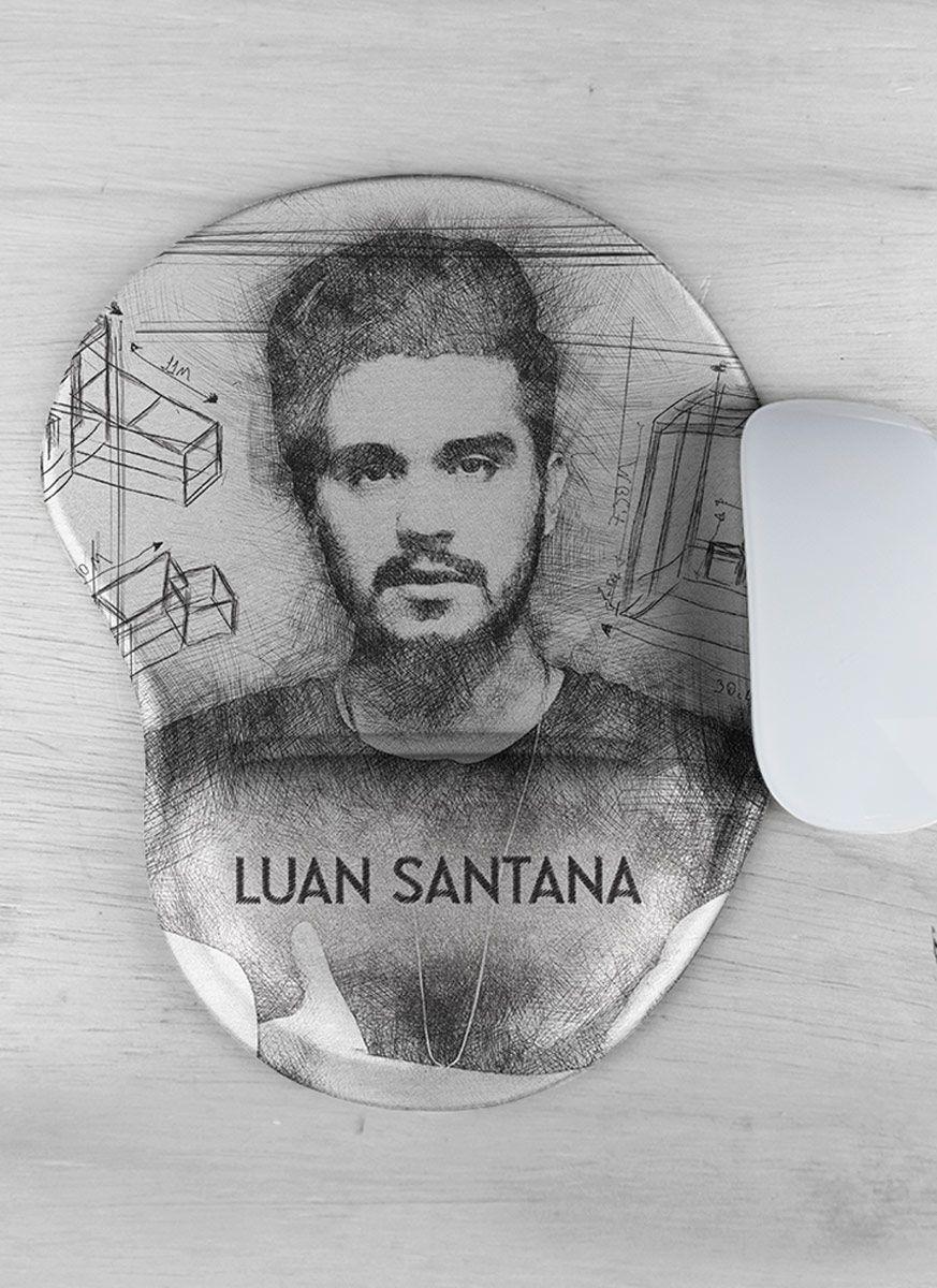 Mousepad Luan Santana A Caixa