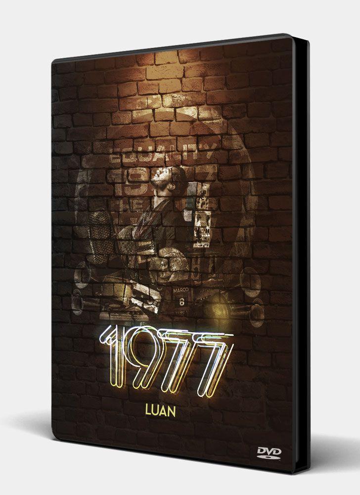 DVD Luan Santana 1977
