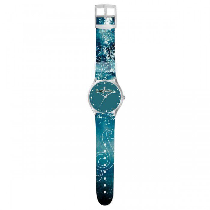 Relógio Luan Santana - Quando Chega a Noite