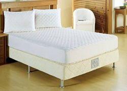 Protetor de Colchao Casal Sleep - Tecido Percal