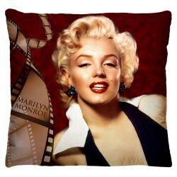 Capa para Almofada Estampada Tecido Microfibra - Marilyn A217