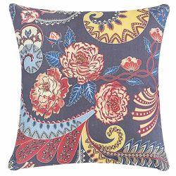 Capa Almofada Fantasy com Zíper 01 Peça Estampa Print - Arabesco Floral