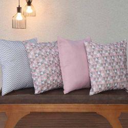 dc0259e7604f26 Protetores de sofá, almofada avulsa decorativa e travesseiros