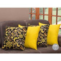 692664bd673583 Diversos modelos de almofadas avulsas, decorativas para sua casa
