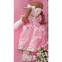 Porta Fraldas Boneca - Coleção Ballerina - Rosa