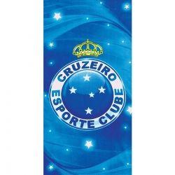 Toalha Praia Cruzeiro - 100% Algodão - 1,52cm x 76cm - Licenciado