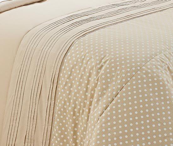 Cobre Leito Casal King Isadora 09 Peças - Acompanha 03 Almofadas - 100% Algodão 200 Fios