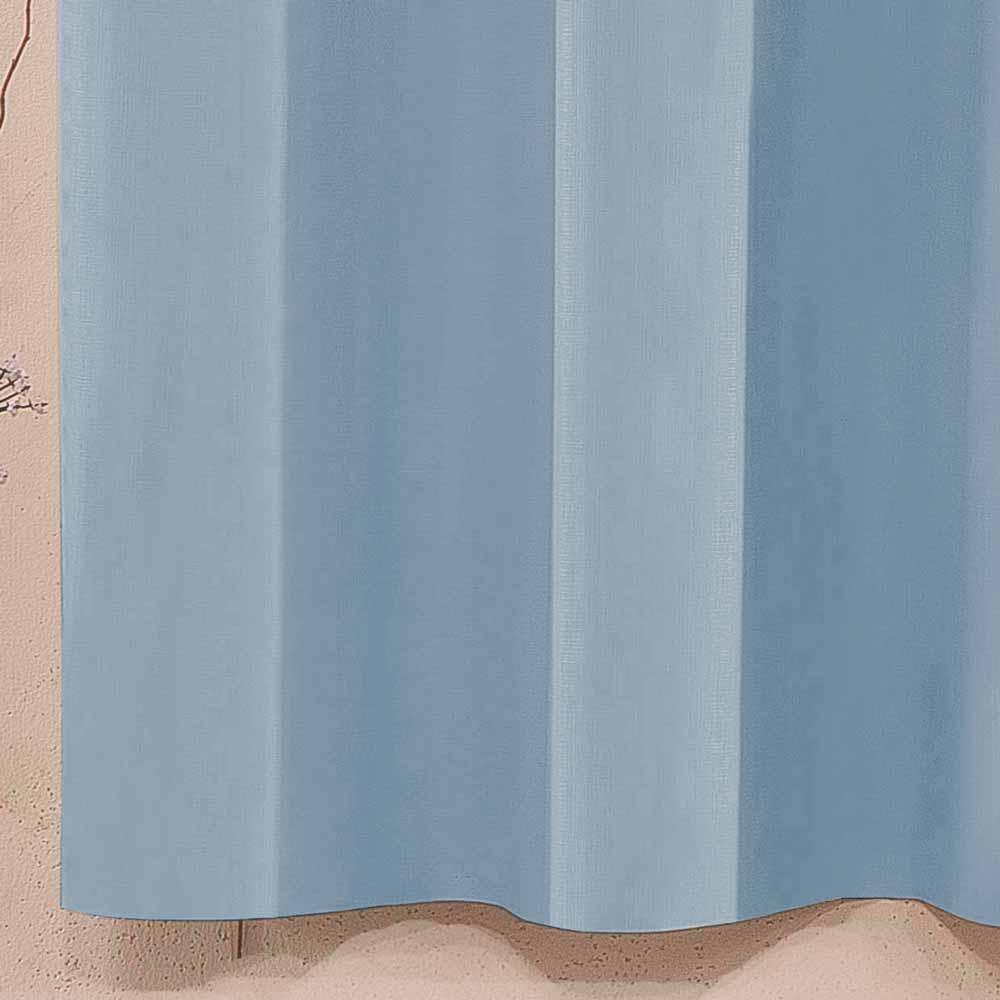Cortina Blackout Corta Luz PVC 2,80m x 1,60m - Azul