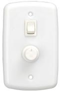 Controle de Velocidade para Ventilador de Teto Rotativo - LS (Cód. 1362)