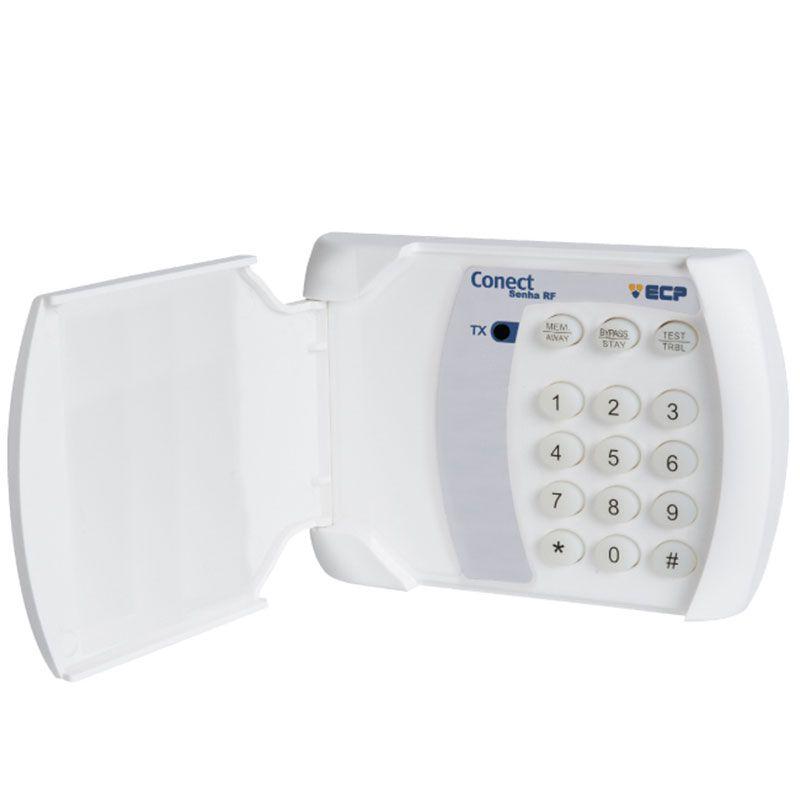 Teclado Conect para Controle de Acesso por Senha RF - ECP