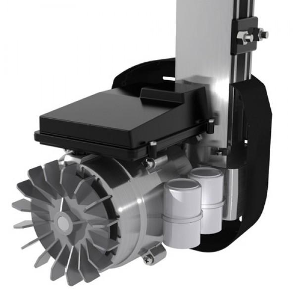 Automatizador Basculante 1/4 HP RCG Bv Lift Maxi 2,5 Mts