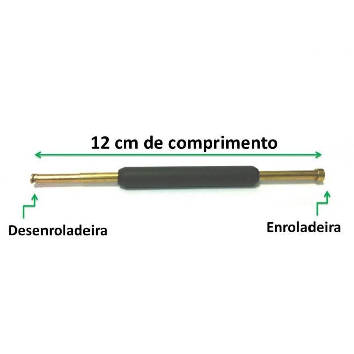 Chave Enroladeira / Desenroladeira para Blocos Bli de Telefonia