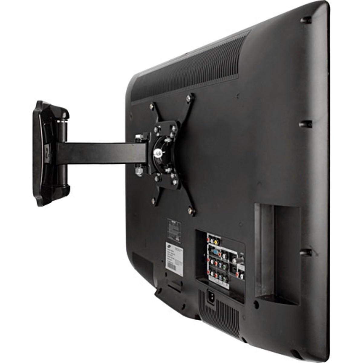 Suporte Bi Articulado, Plasma, LCD, LED e 3D de 10