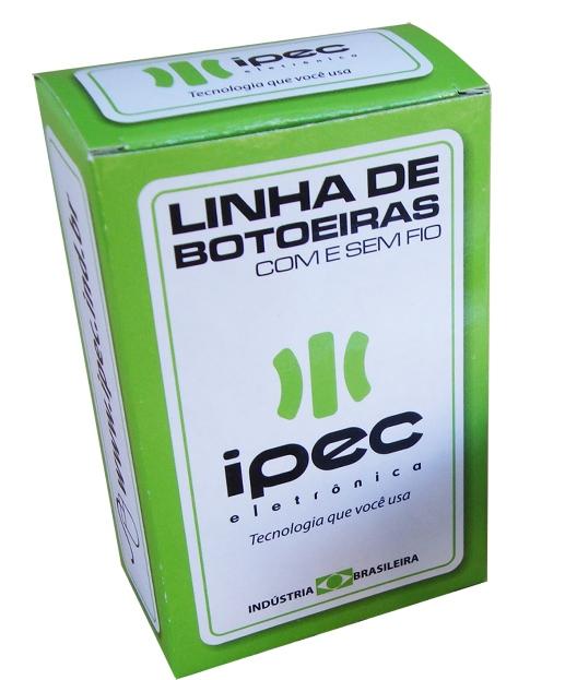 Botoeira Simples Com Fio IPEC