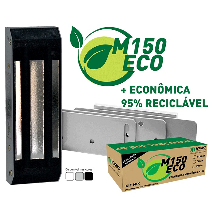 Trava  Magnética M150 ECO - Ipec