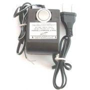 Fonte com Botoeira para Fechaduras Elétricas 12 Volts