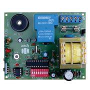 Receptor com Timer Programável IPEC - Para Iluminação Vitrines de lojas, outdoor e etc.