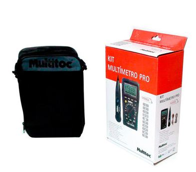 Kit Multímetro Testador de Cabos - Pro TX 3000  ( Cód.1993)