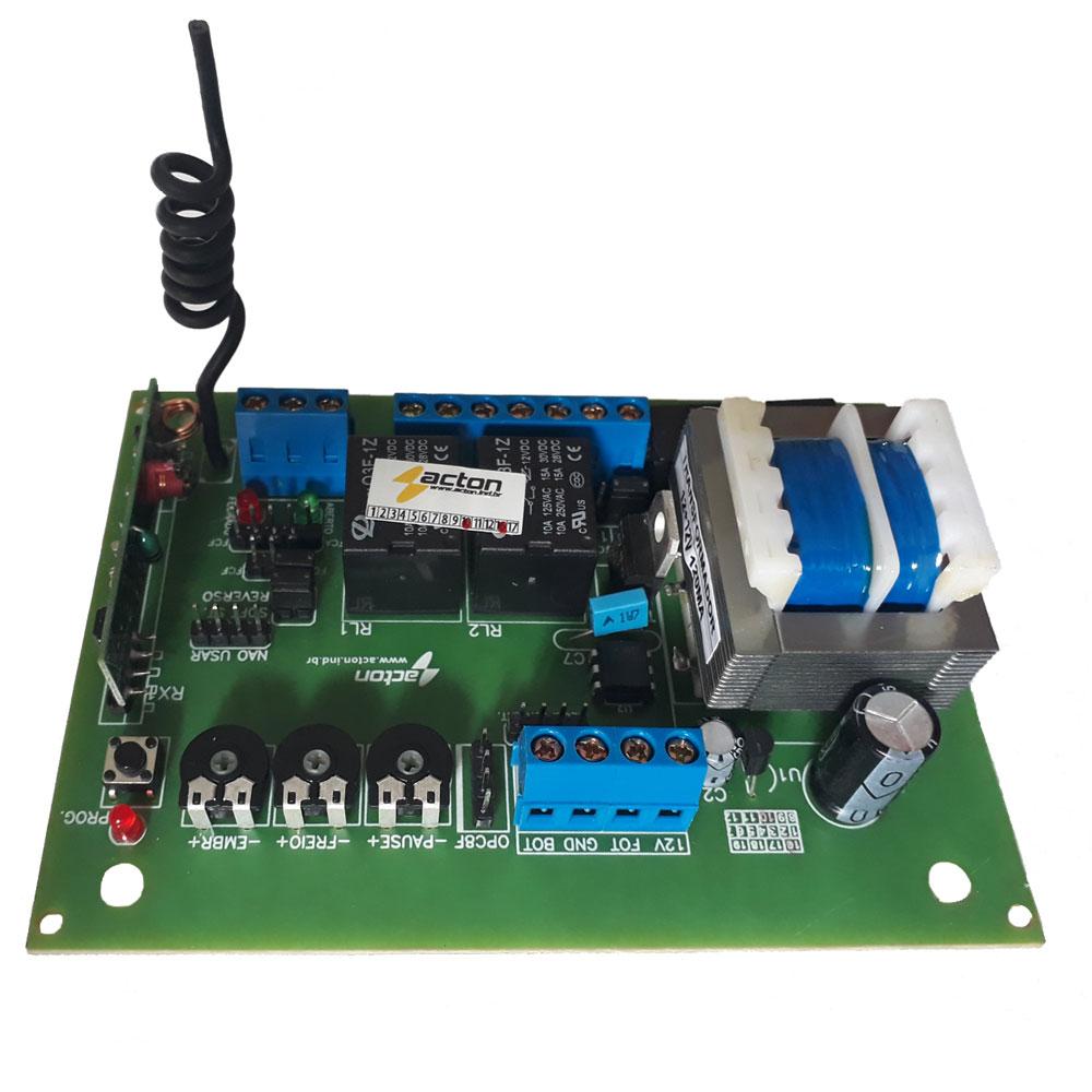 Central de comando compatível com Rossi DZ3 e DZ4