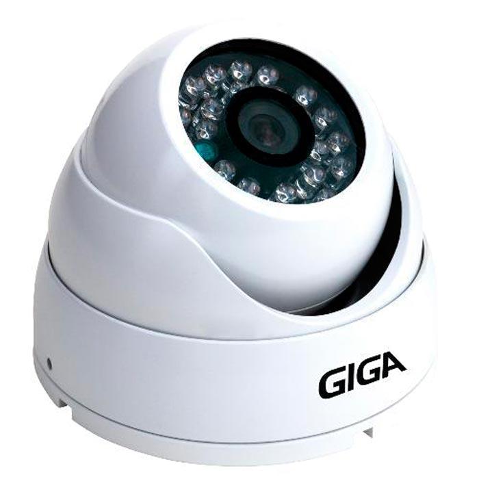 Câmera  Infra Dome 1/4´ Sony 10 á 15 Metros Super Had