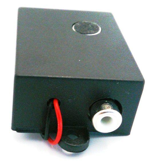 Microfone Pré Amplificado Para Cftv