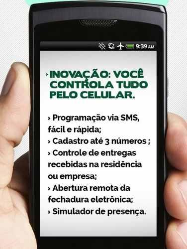 Itcell Peg Módulo Celular Para Porteiro Eletrônico GSM