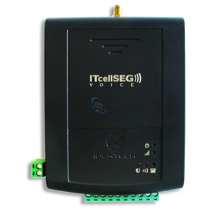 Discadora para Alarme via GSM QuadriBand Identech