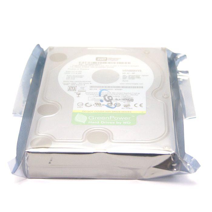 "HD Western Digital 500Gb 8MB Cache SATA  3.5"" GreenPower"