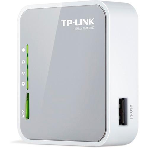 Roteador Portátil Wireless N 3G / 3.75G TP Link TL-MR
