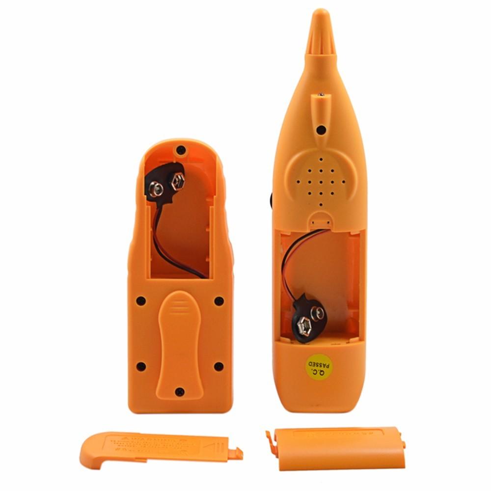 Kit Localizador e Testador de Cabos Zumbidor Ponteira Indutiva + Estojo Multitoc TX-1500