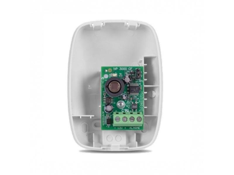 Sensor Infra Passivo IVP 3000 Com Fio Intelbras