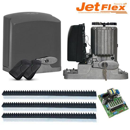 Automatizador Motor Portão DZ Rio 1/2 Turbo Jet Flex Híbrida  PPA