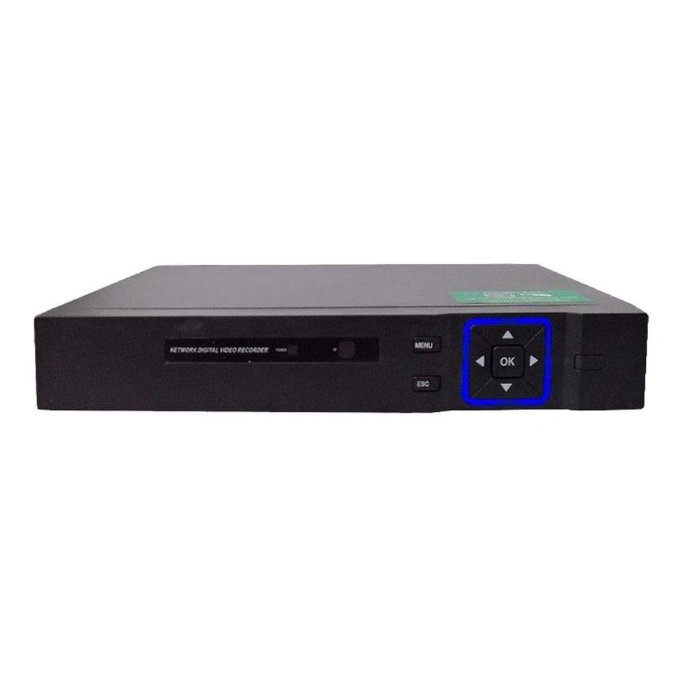 Dvr 8 Canais Full HD  1080N  5x1  HDTVI - HDCVI - AHD - Analógico e IP - Anko Brasil