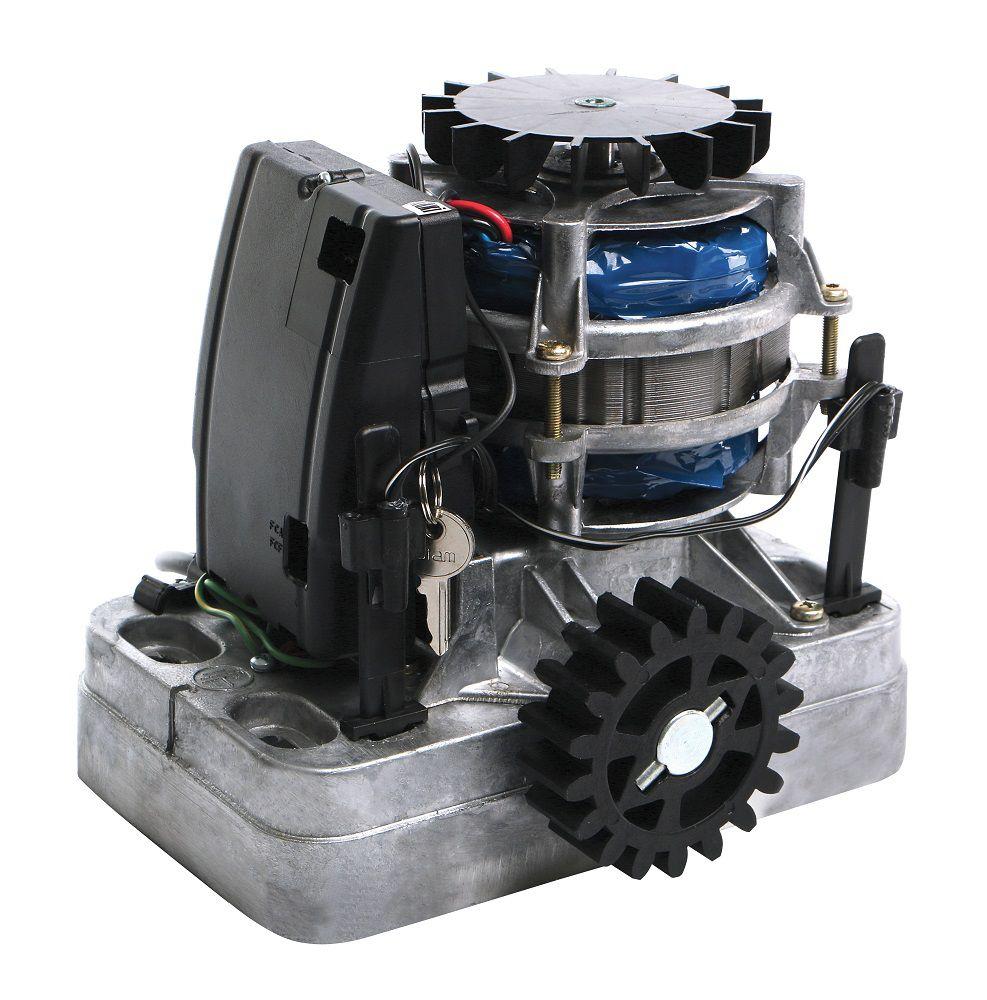 Motor Portão Eletrônico Automatizador Deslizante 1/4  RCG