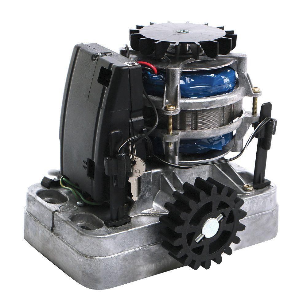 Automatizador Deslizante 1/2 HP Semi-Industrial RCG Slider High - 220V