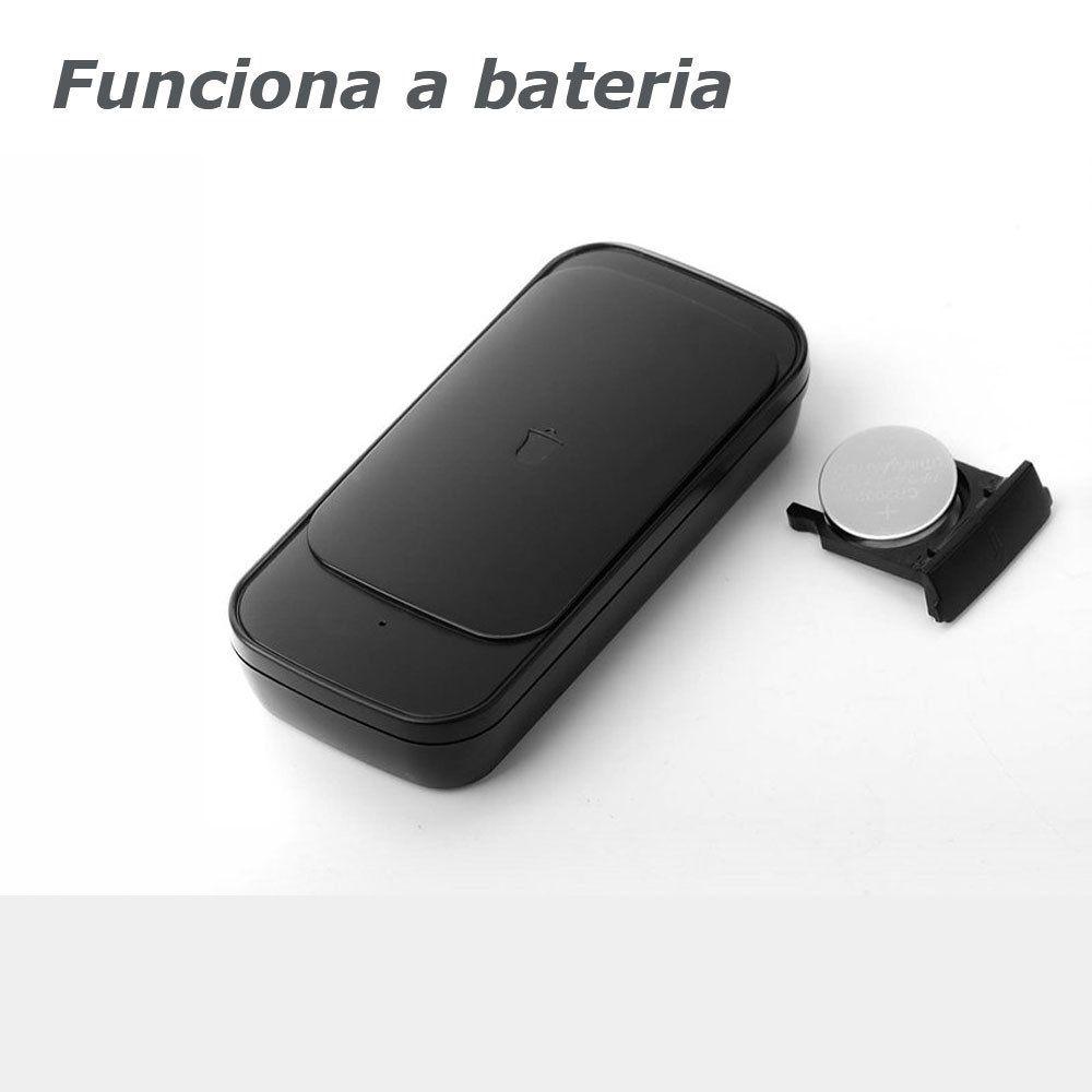 Campainha Digital Sem Fio Wireless Touch Screen - AGL