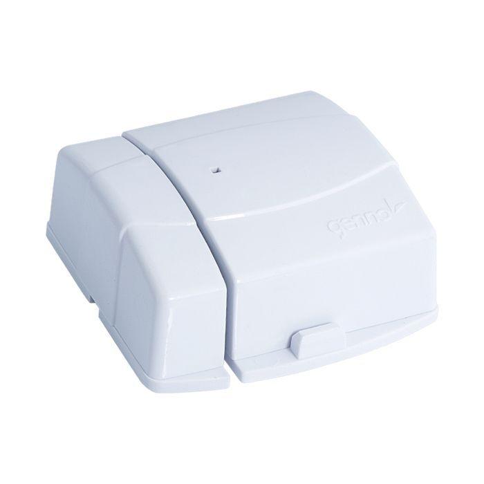 Sensor Magnético sem Fio Para Alarmes SMG SAW - Genno