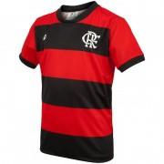 Camiseta Infant Torcida Baby Flamengo Sublimada Licenciada 251S