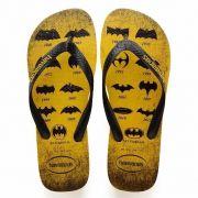 Chinelo Masculino Havaianas Batman DC Amarelo Banana