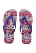 Chinelo Havaianas Kids Top Marie Rosa Cream