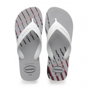Chinelo Havaianas Masculino Top Max Basic CF Cinza Gelo