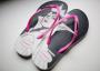 Chinelo Havaianas Feminino Slim Disney Art Branco com Pink