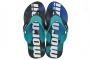 Chinelo Mormaii Masculino Neocycle 2.0 Preto com Azul e Branco