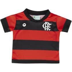Camiseta Torcida Baby Flamengo Licenciada Sublimada - 031SX