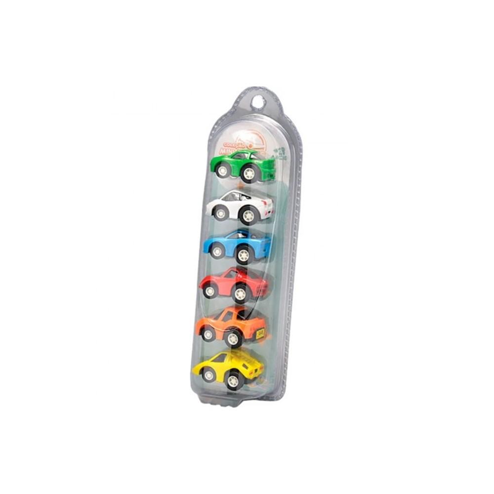 Carrinhos Coleção Mini Racing Sortidos Zoop Toys ZP00132