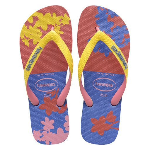 Chinelo Havaianas Feminino Top Fashion Regata
